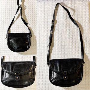 OROTON Vintage crossbody bag purse leather